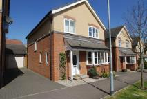 4 bed Detached house to rent in Plomer Avenue, Hoddesdon...