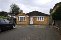 4 bedroom Detached Bungalow in Avenue Road, Dobbs Weir...