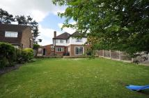 Detached home in New Road, Broxbourne...