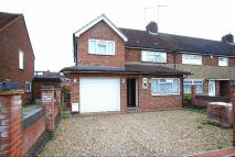 4 bed End of Terrace house in Ditchfield Road...