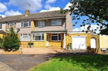 4 bedroom semi detached home in Cheffins Road, HODDESDON...
