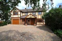 Detached home for sale in Park Lane, BROXBOURNE...