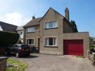 Detached home in North Road, Broadwell...
