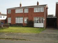 semi detached property for sale in Eastwood Drive...