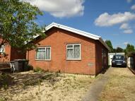 Holmcroft Road Detached Bungalow for sale