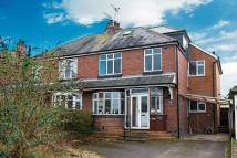 4 bed semi detached home for sale in Castle Road...