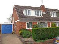 Semi-Detached Bungalow in Holmcroft Road...