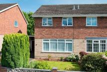 semi detached property in Heathfield Road...