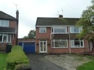 4 bedroom semi detached property in Westhead Road...