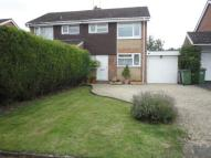 3 bedroom semi detached property for sale in Audley Drive...