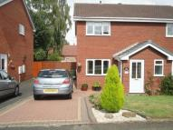 2 bed semi detached property in Naylor Close...