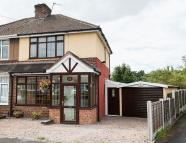 2 bed semi detached home for sale in Oakhill Avenue...