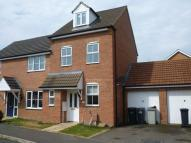 3 bed Town House to rent in Woodlands View, Spilsby
