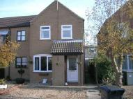 2 bed End of Terrace property in St Matthews Close...