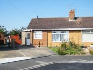 Semi-Detached Bungalow to rent in Perth Close, Skegness