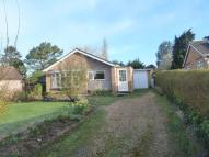 Bungalow in Watermill Lane, Spilsby