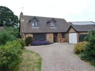 3 bed Detached house in Evison Crescent, Alford