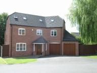 Detached house for sale in Findern