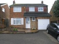 Detached house in Belfield Road, Etwall...