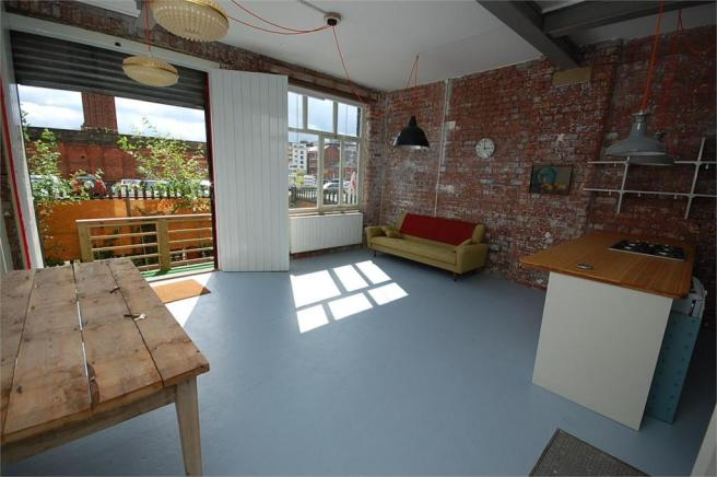 3 bedroom apartment to rent in 36 mason street manchester m4 for Terrace northern quarter
