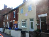Terraced home to rent in Stockbrook Street, Derby