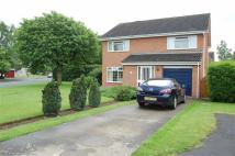 4 bed Detached house in Pendle Way...