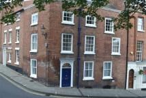 1 bed Apartment to rent in College Hill, Shrewsbury