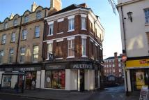 Apartment in Castle Street, Shrewsbury