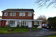 semi detached house in St Annes Road, Radbrook...