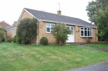 2 bedroom Detached Bungalow in Poplar Crescent...