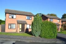 Detached property in Newbrook Drive...