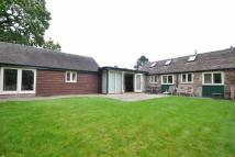 Barn Conversion to rent in Upton Magna, Shrewsbury