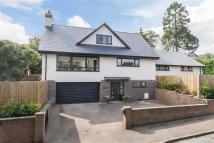 Detached home in Pengwern Road, Porthill...
