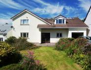 Detached property in Eryri, Clarach Road...