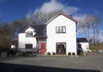 new development in Llanrhystud, Ceredigion...