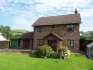 4 bed Detached house in Hendre, Llanilar...