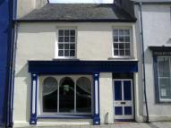 2 bed Terraced house for sale in 8 Eastgate, ABERYSTWYTH...