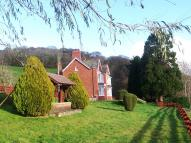 10 bedroom Detached house in Llanilar, ABERYSTWYTH...