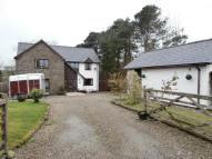 4 bedroom Detached house for sale in Llanilar, Aberystwyth...
