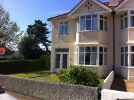 3 bed semi detached home for sale in Plas Avenue, Aberystwyth...