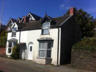 Cottage in Llanbadarn Road...