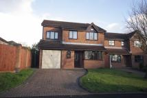 4 bed Detached house to rent in Merebank Close, Worsley...