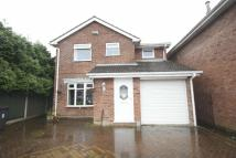 Detached house to rent in Burnside Close...