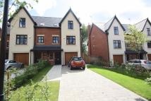 The Moorings semi detached property to rent