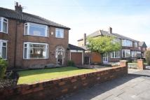 3 bed semi detached home in Maple Grove, Worsley...