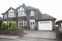 3 bedroom semi detached house in Brentwood Avenue...