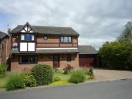 4 bed Detached property in Cornlea Drive, Worsley...