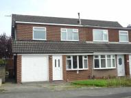 semi detached property in Lymefield Drive, Worsley...