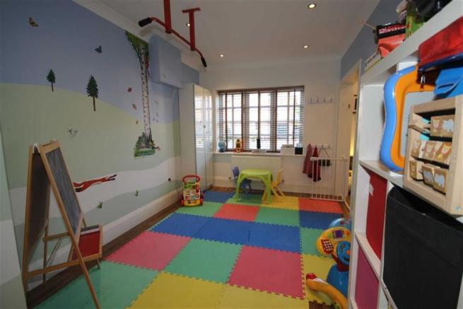 Reception Room/ Play
