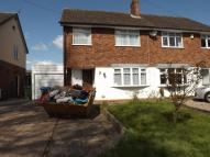 3 bedroom semi detached home for sale in School Lane, Coven...